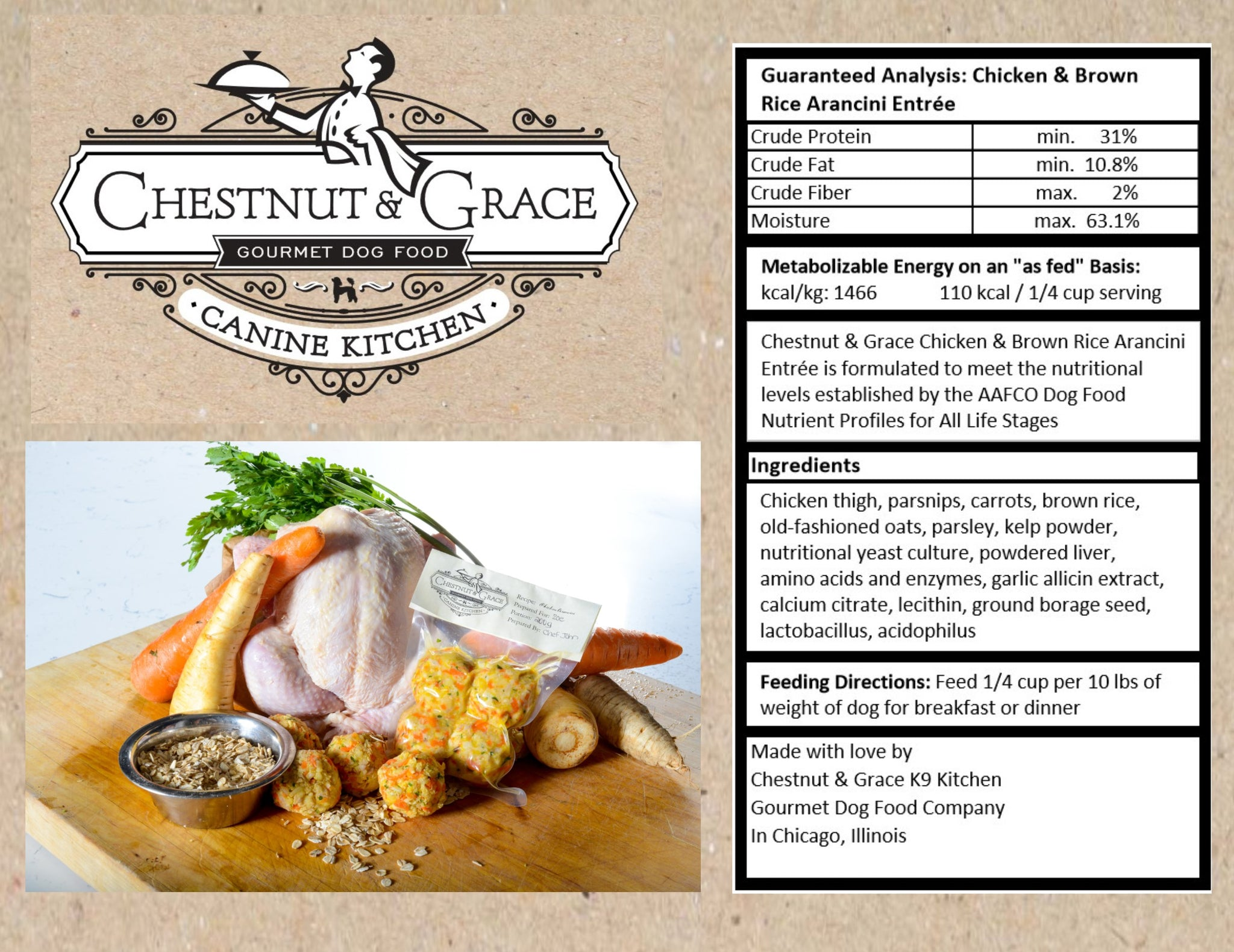 Chicken brown rice arancini nutrition facts www chicken brown rice arancini nutrition facts forumfinder Images