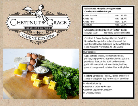 Cottage Cheese Omelette Nutrition Facts Www
