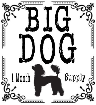 One Month Membership for a 51-75 LB Dog  15.00% Off Auto renew