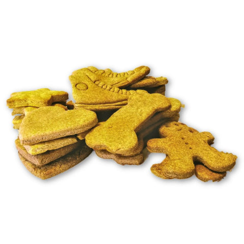 Organic Peanut Butter Cookies for Dogs (Large)