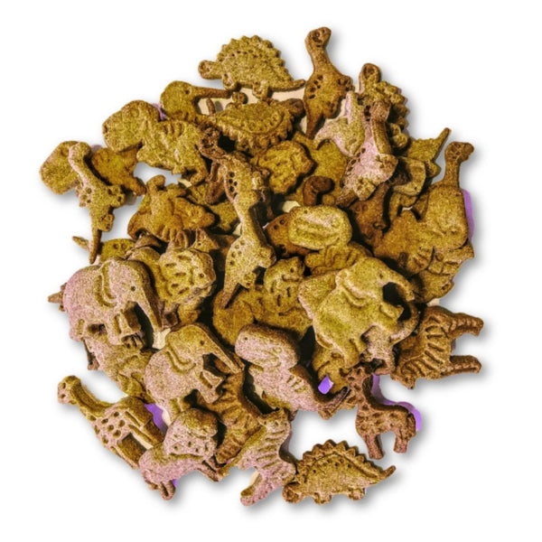 Organic Peanut Butter Cookies for Dogs (Small)