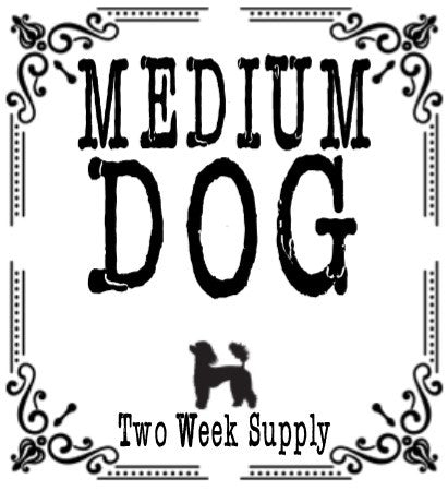 Two Week Membership for a 26-50 LB Dog