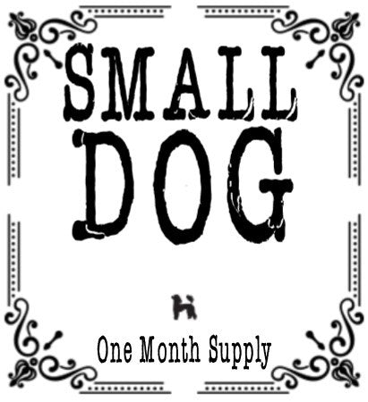 One Month Membership for a 1-25 LB Dog