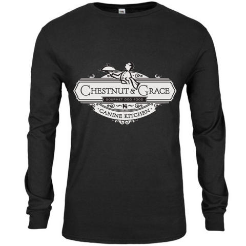 C&G Woman's Long Sleeve Tee Black
