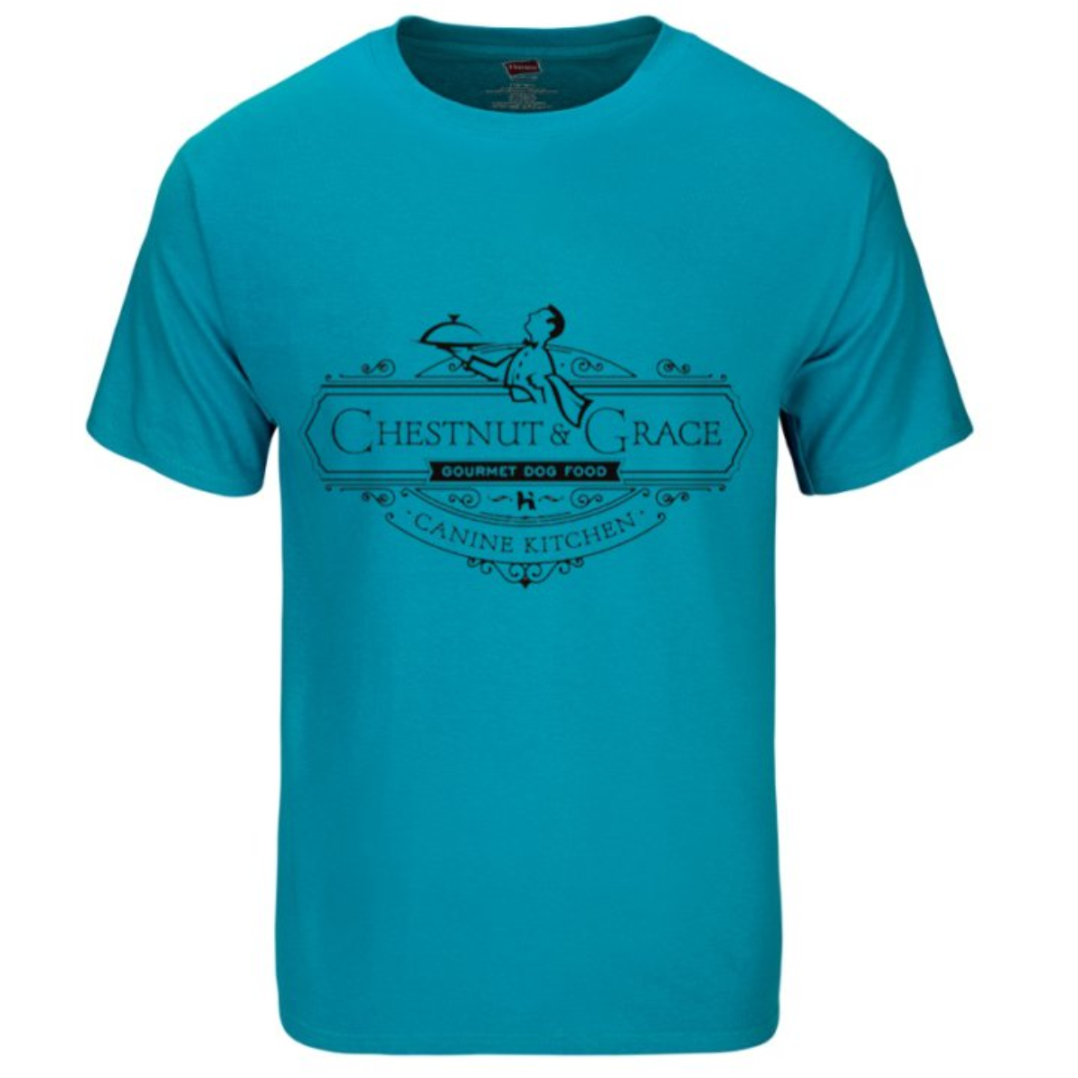 C&G Men's Tee Teal