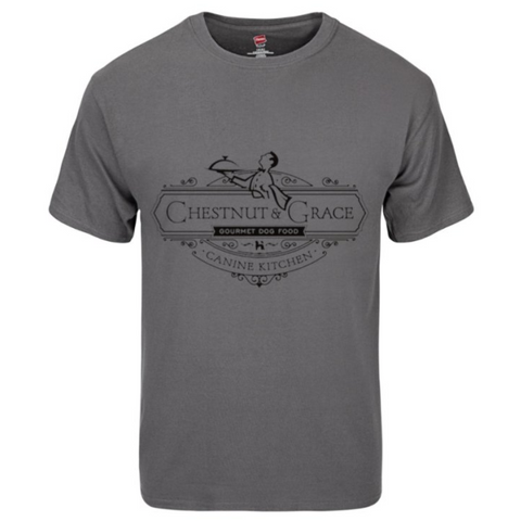 C&G Men's Tee Gray