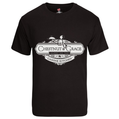 C&G Men's Tee Black