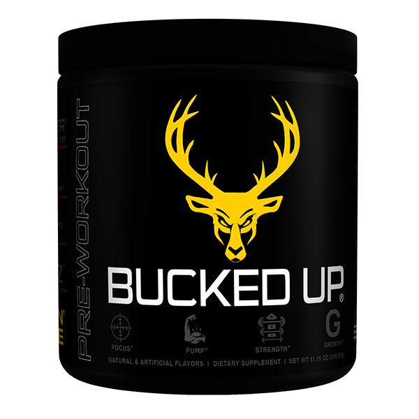 BUCKED UP - Complete Health