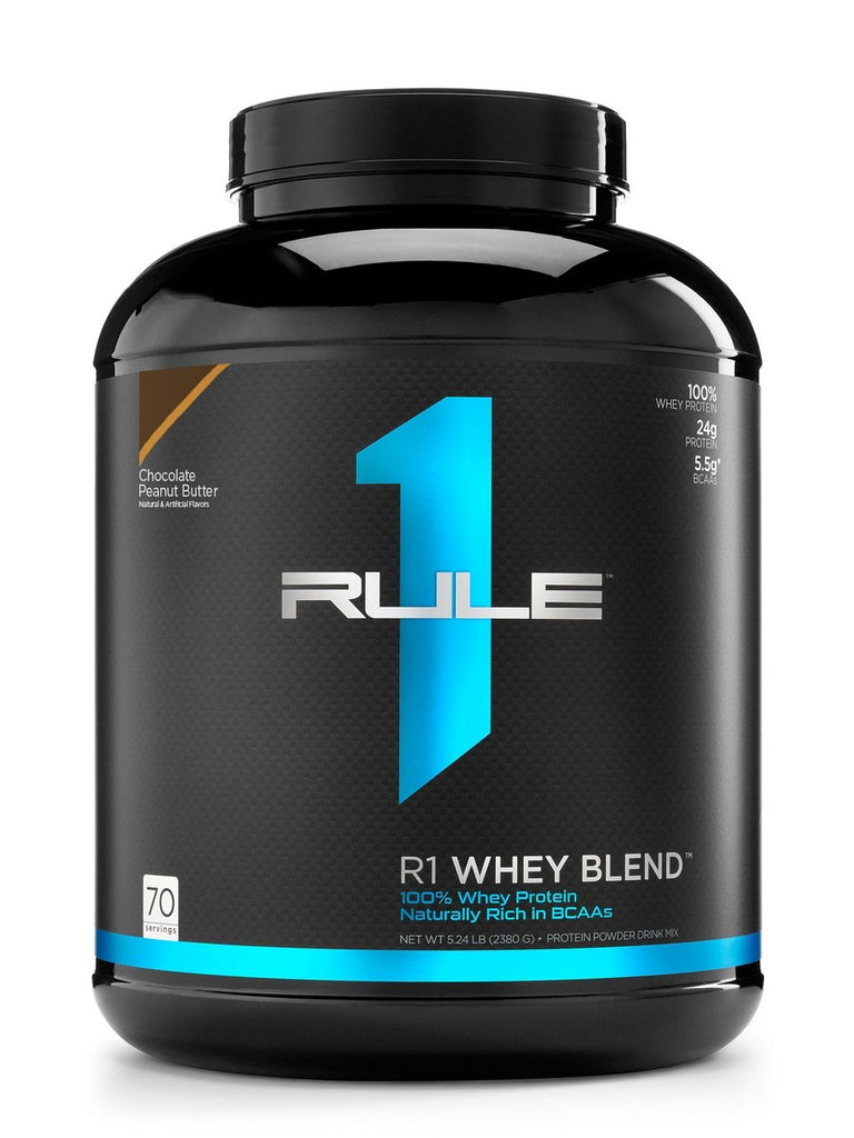 Rule 1 Whey Blend 28 Serving - Complete Health