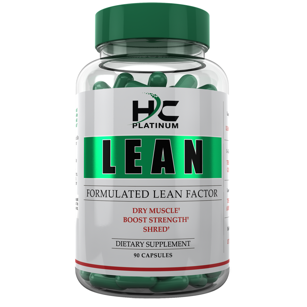 Hardcore Lean | Pre Workout Protein | Complete Health