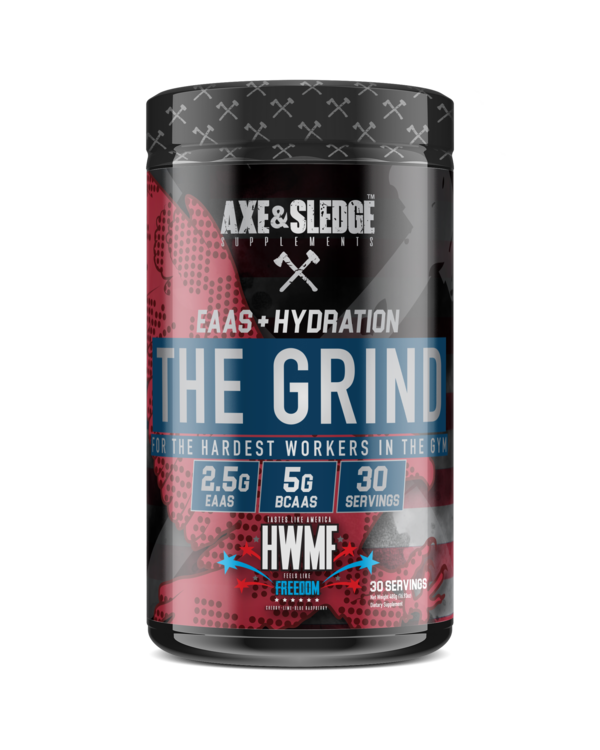 THE GRIND EAAs/BCAAs - Complete Health