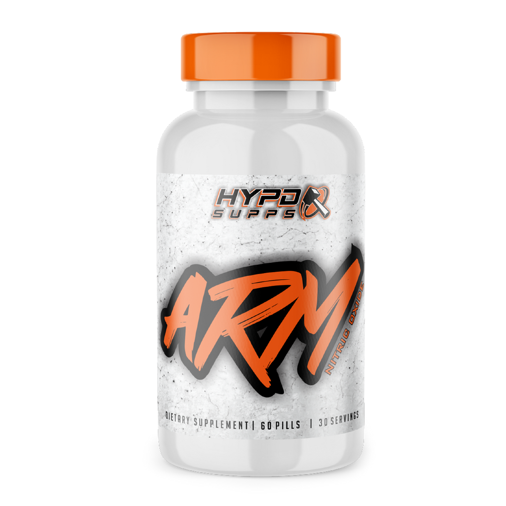 Arm - Hyp'd Supps - Complete Health