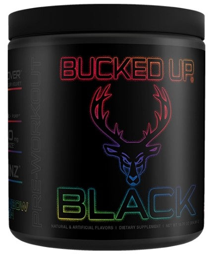 Bucked Up Black - Complete Health