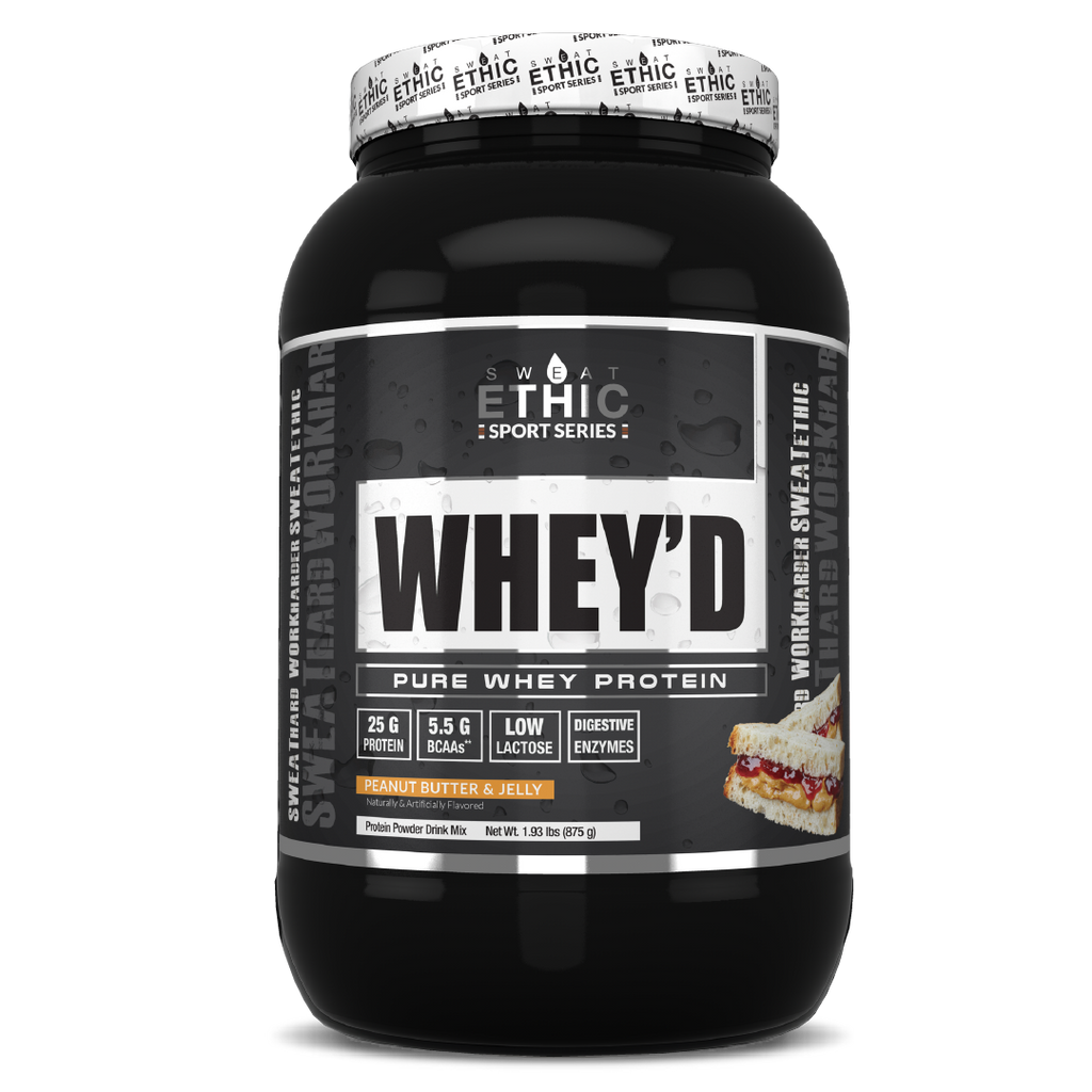 Whey'D Sweat Ethic - Complete Health