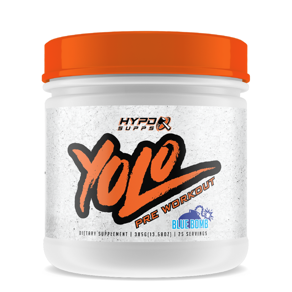 YOLO Hyp'd Supps - Complete Health