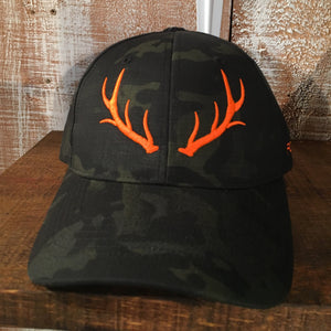 Antler Camo - orange