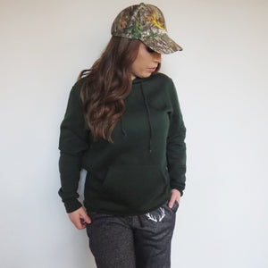 Antler Sweater - forest green