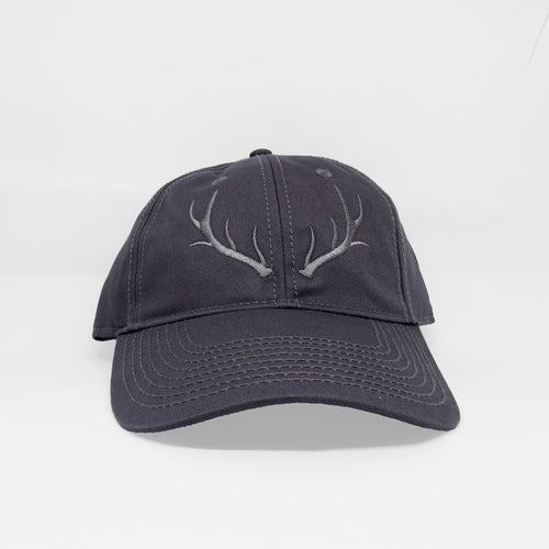 Antler Hat - grey