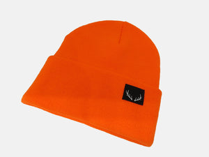 Hunter Orange Toque *only one left in stock*