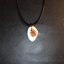 Load image into Gallery viewer, Wood & Bone Necklace