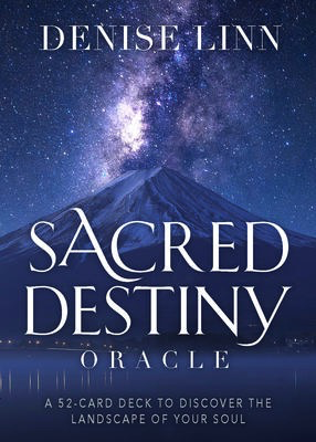 Sacred Destiny Oracle Cards - Denise Linn