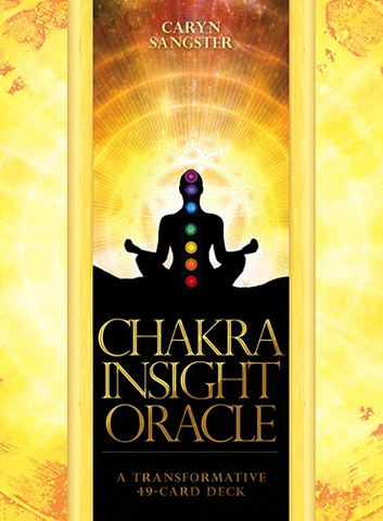 Chakra Insight Oracle - Sangster -  Caryn