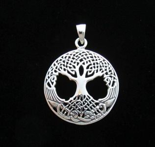 Pendant Tree of Life Celtic