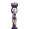 Moon Goddess Statue/T-Lite Holder
