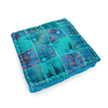 Meditation cushion Blue Taj