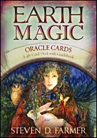 Earth Magic Oracle Deck - Farmer -  Steven