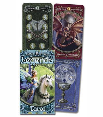 Anne Stokes Legends Tarot - Anne Stokes