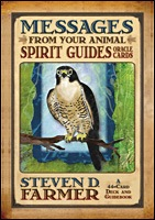Messages from your Animal Spirit Guides Oracle Cards - Farmer -  Steven