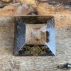 Orgone pyramid Shungite Metatrons Cube 60-70mm