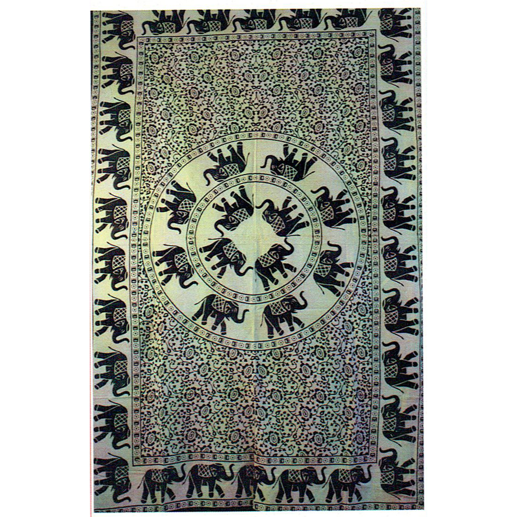 Tapestry Elephants