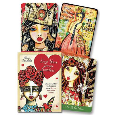 Love Your Inner Goddess Cards - Alana Fairchild