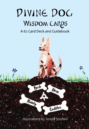 Divine Dog Wisdom Deck - Randy Crutcher & Barb Horn