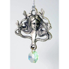 Suncatcher Pewter Spring Fairy