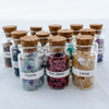 Gemstone Offering Bottles (mini tumbled chips)