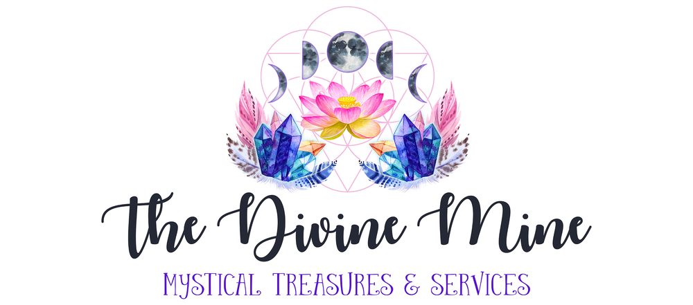 The Divine Mine logo