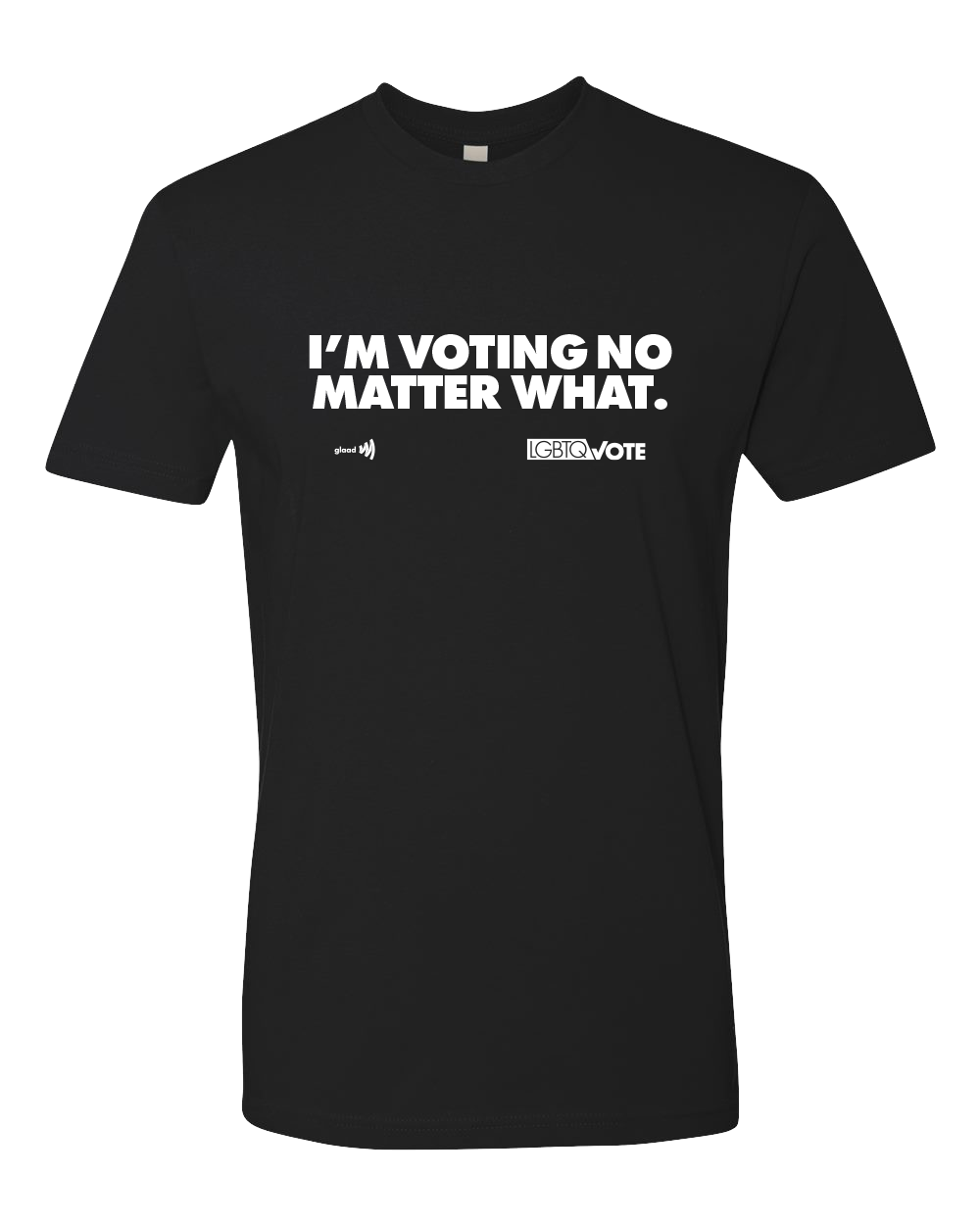 Voting No Matter What Shirt