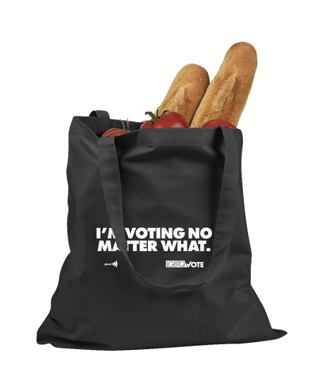 Voting Reusable Bag