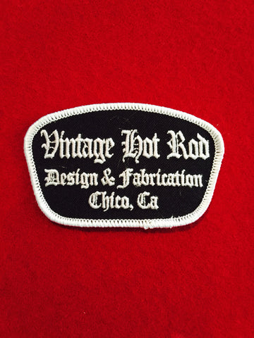 Old Scool Patch