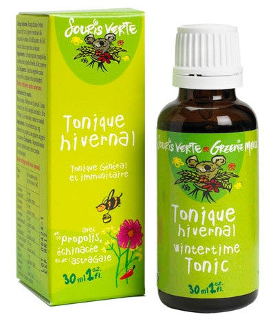Tonique Hivernal 30ml  (BS3)