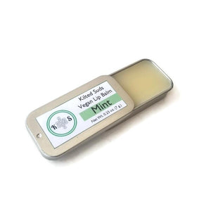 All new VEGAN & Plastic-Free Lip Balms
