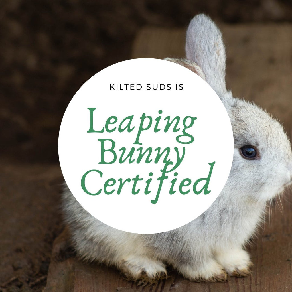 Our Green Mission - Leaping Bunny