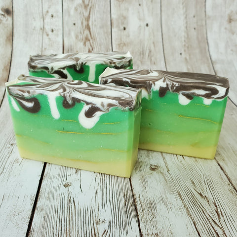 Coconut Lime Verbena Bar Soap
