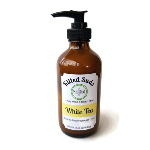 White Tea Lotion