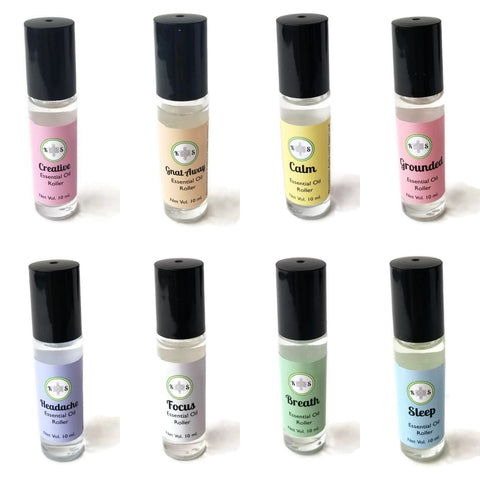 Kilted Suds Essential Oil Blends