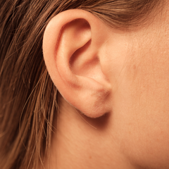 Behind the Ear Application of Essential Oils
