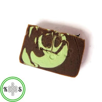 Matcha Mint Latte Bar Soap - Kilted Suds